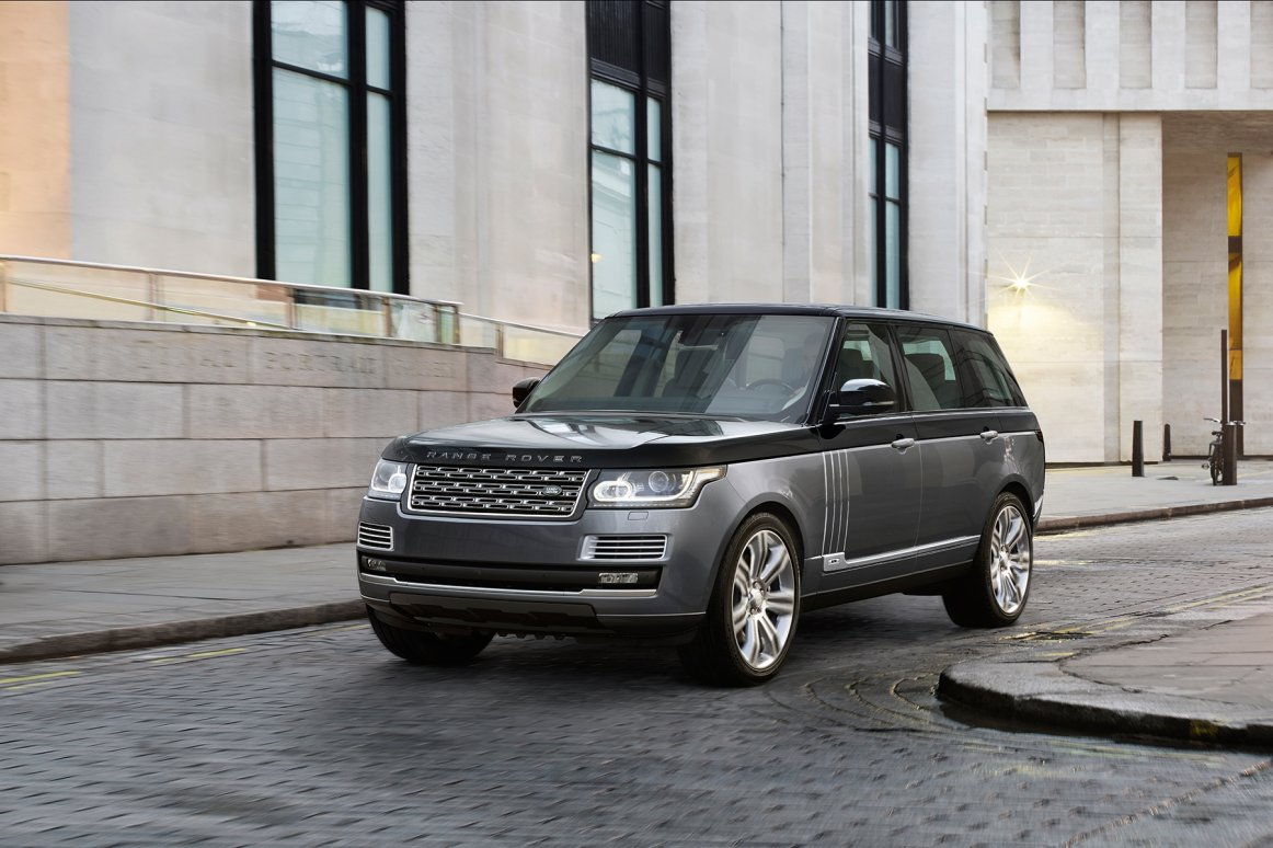 Land Range Rover SVAutobiography Special Vehicle Operations 2016 04