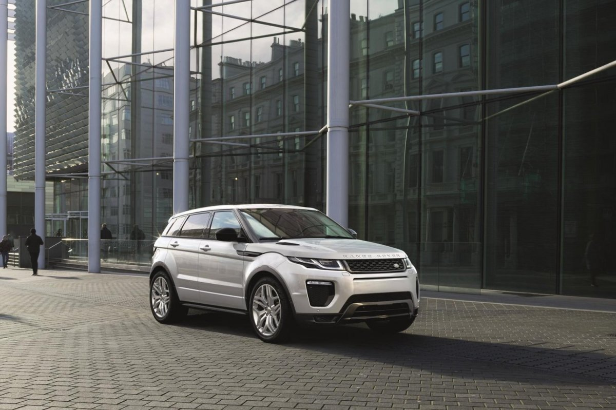 Land Rover Range Rover Evoque facelift wit 2016 04