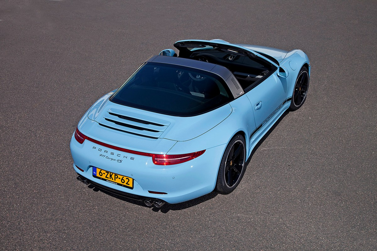 Porsche 911 991 Targa 4S PON Exclusive Edition 2015 06