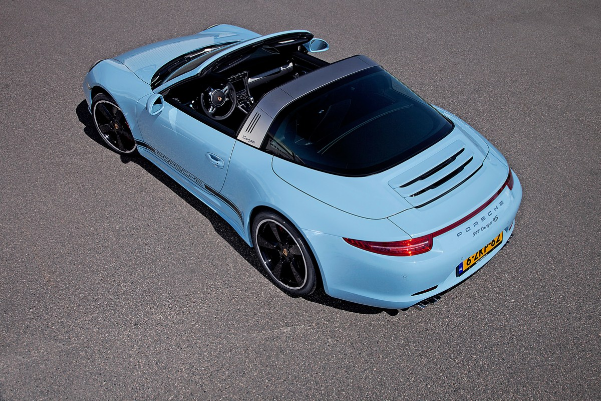 Porsche 911 991 Targa 4S PON Exclusive Edition 2015 14