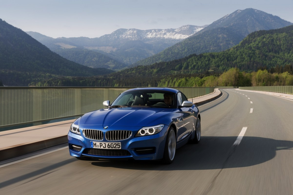 BMW Z4 Roadster Estoril blauw M-pakket 2016 41