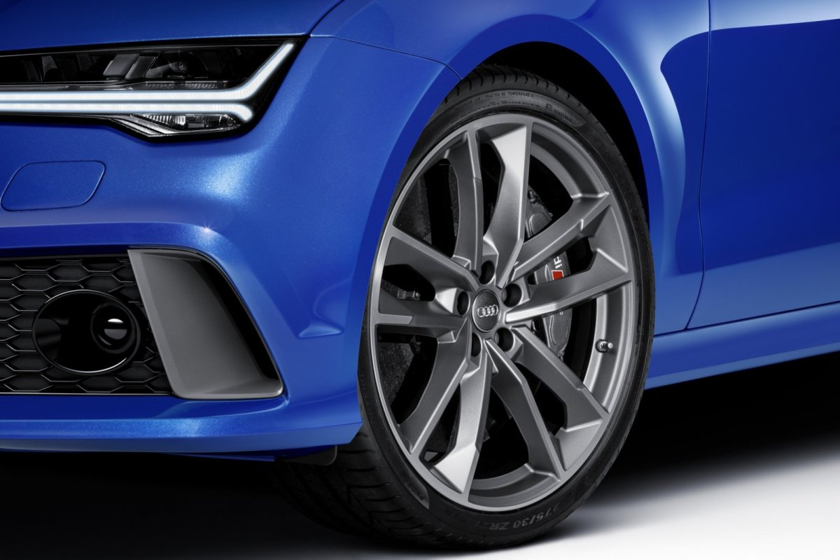 Audi RS6 RS7 Avant Sportback Performance Label Quattro 2016 28