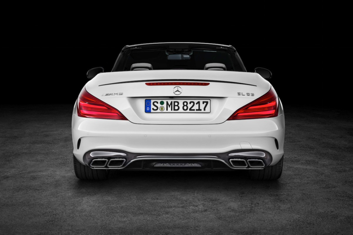 Mercedes AMG SL 63 ( Studio), Diamantweiß