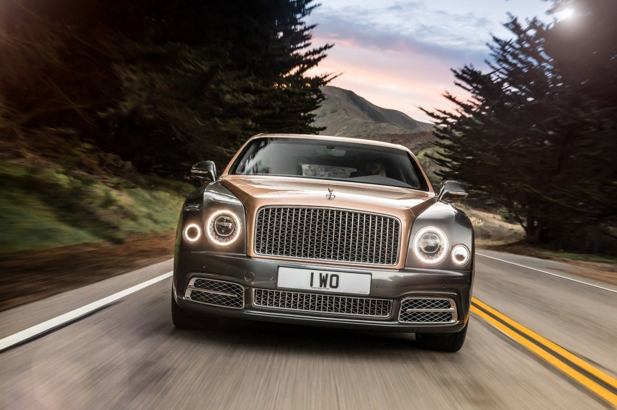 Bentley Mulsanne Speed EWB facelift update 2017 02