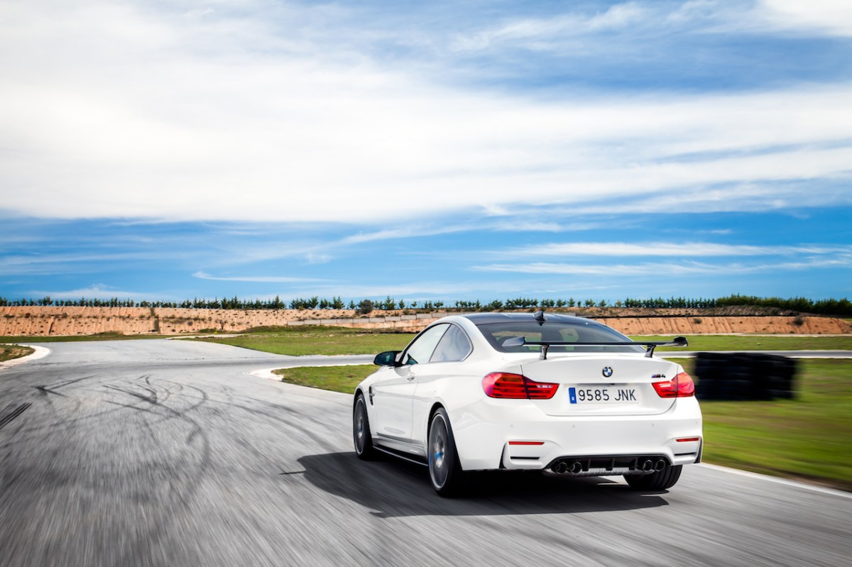 BMW M4 Competition Sport wit 2016 10