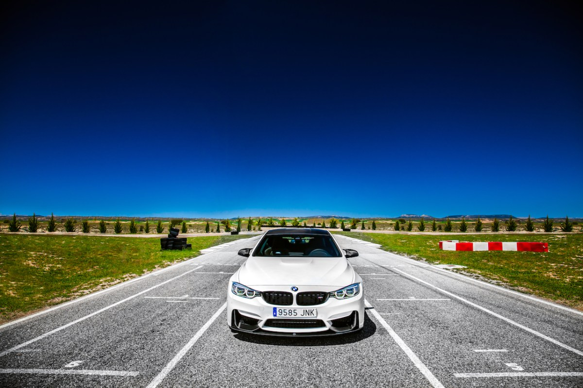 BMW M4 Competition Sport wit 2016 41