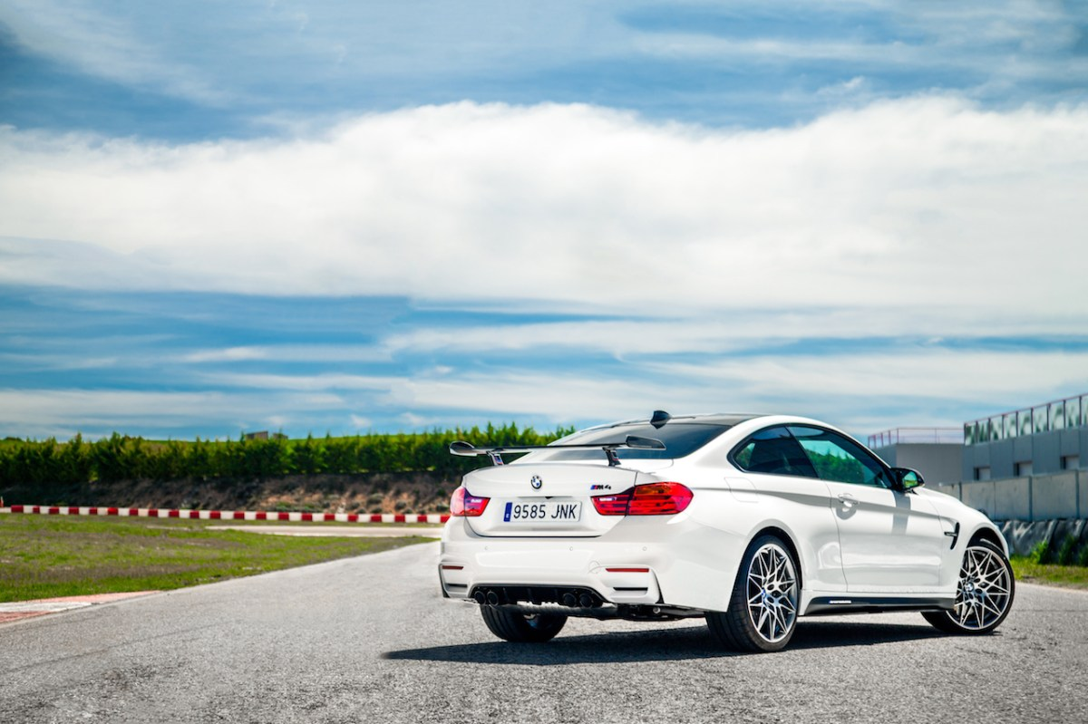 BMW M4 Competition Sport wit 2016 43