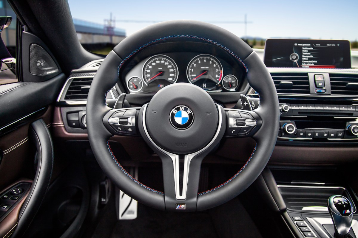 BMW M4 Competition Sport wit 2016 52