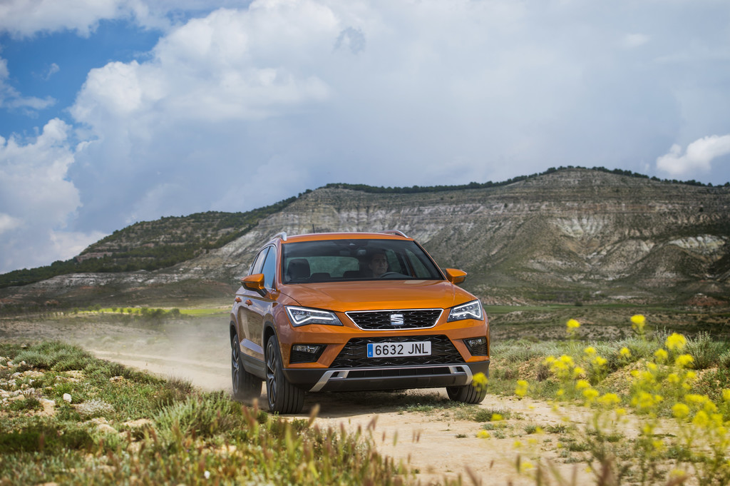 Seat Ateca Reference Style Xcellence 4Drive DSG 2016 2017 04