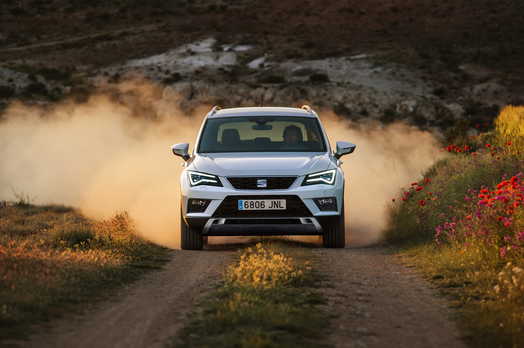 Seat Ateca Reference Style Xcellence 4Drive DSG 2016 2017 09