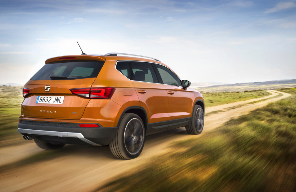 Seat Ateca Reference Style Xcellence 4Drive DSG 2016 2017 12