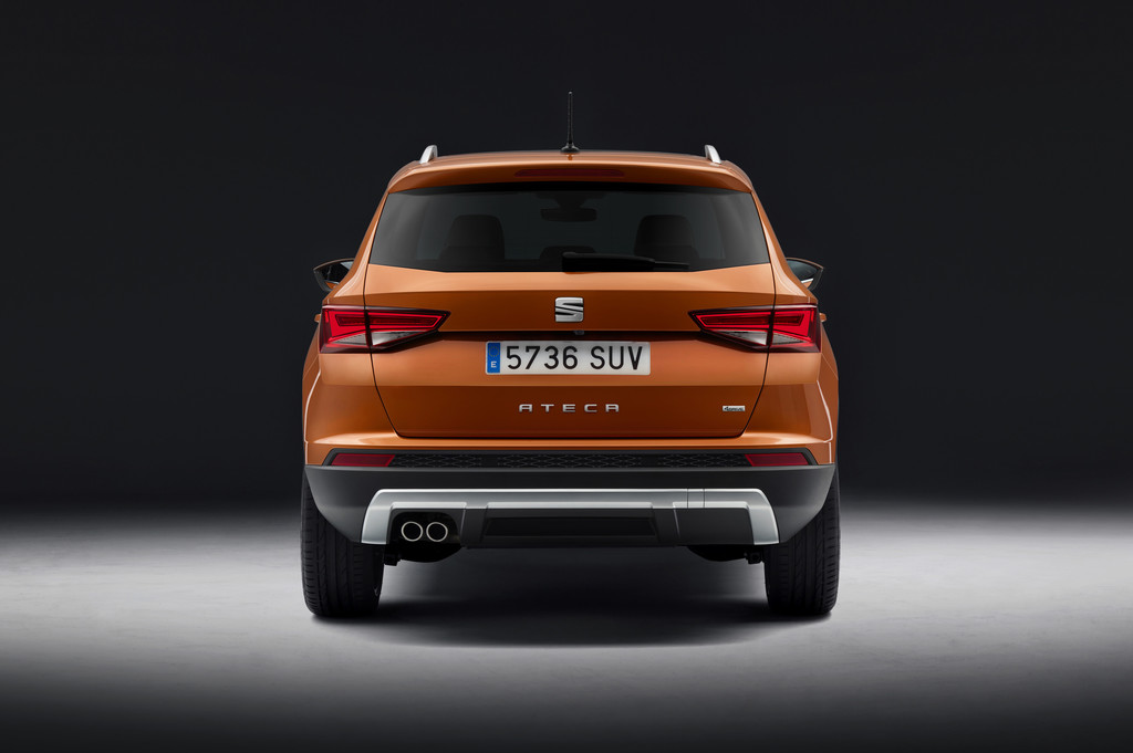 Seat Ateca Reference Style Xcellence 4Drive DSG 2016 2017 21