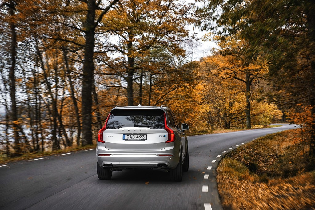 Volvo XC90 T8 Twin Engine Polestar AWD 04