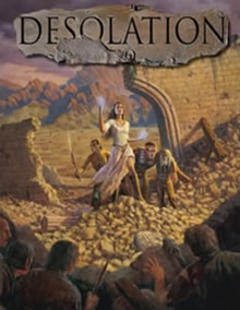 Desolation A Post Apocalyptic Fantasy Greymalkin