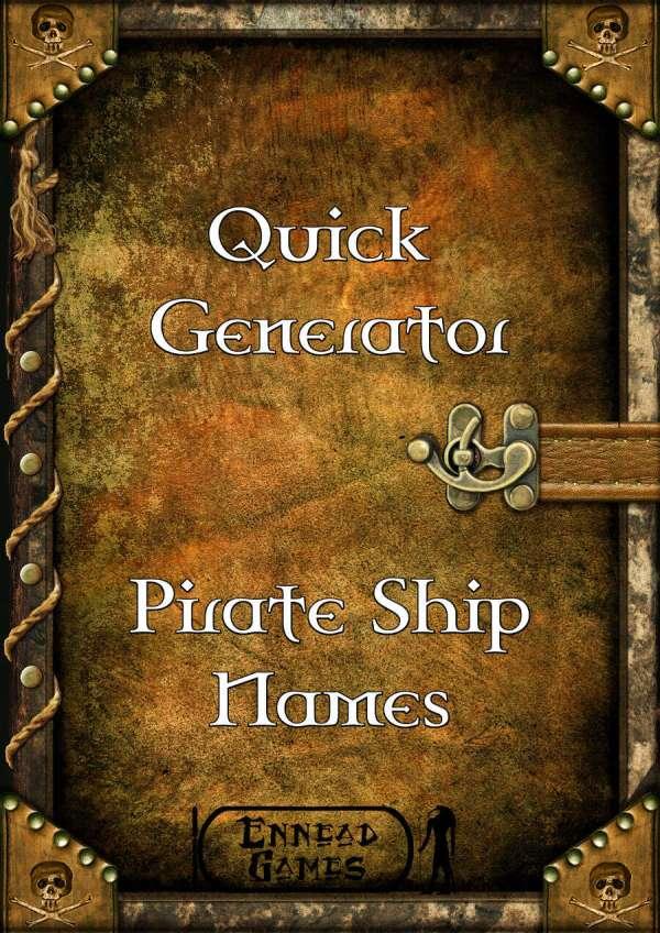 pirate ship names # 10