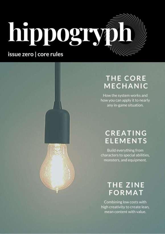 hippogryph issue zero