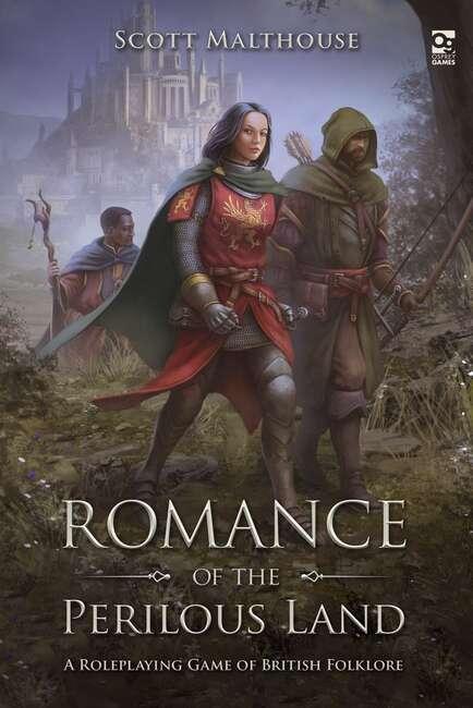 Irish Folklore Adventure Game Mournequest Up On Kickstarter