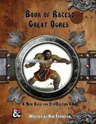 Book of Races: Great Ogres