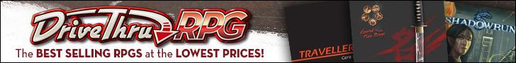 Best Selling RPGs - Available Now @ DriveThruRPG.com