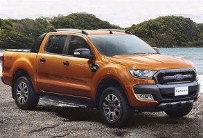 Ford Ranger Wild Drivetime