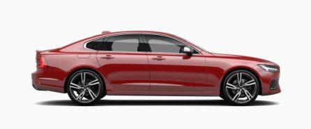 Volvo Side Drivetime