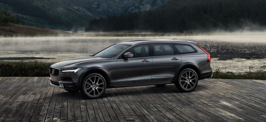 Volvo Ailesinin Son Ferdi; Volvo V90 Cross Country
