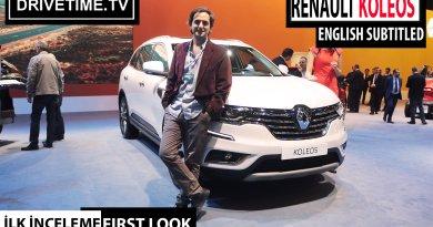 Renault Koleos İnceleme Videosu Yayında !