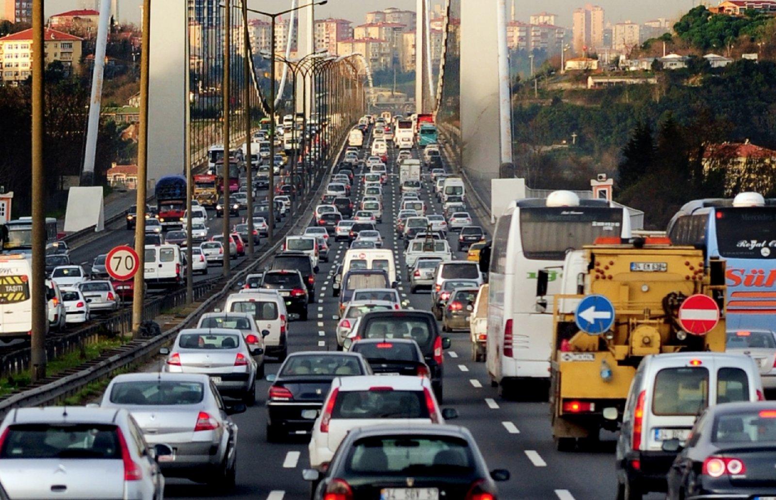 Motorlu Taşıtlar Vergisi Zam