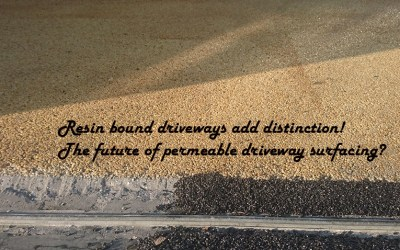 Resin Bound Driveways the 13 most asked questions