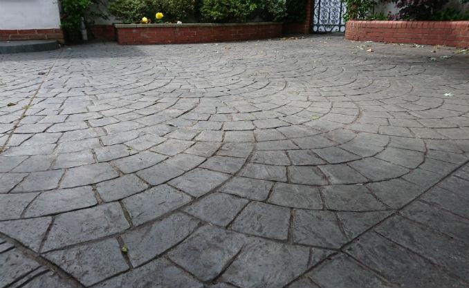 low maintenance driveways