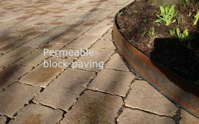 What is Permeable Paving?