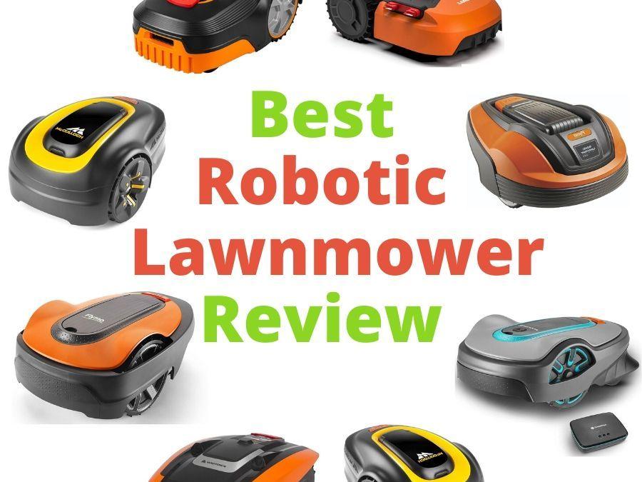Best Robotic Lawn Mowers Review UK