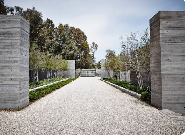 Driveway landscaping ideas 3