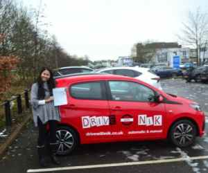 Automatic Driving Lessons Muswell Hill