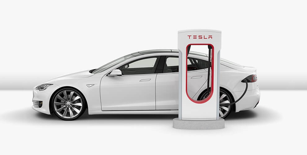 Tesla's Supercharger Network