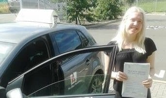 driving lessons saltcoats - Stacey Reed