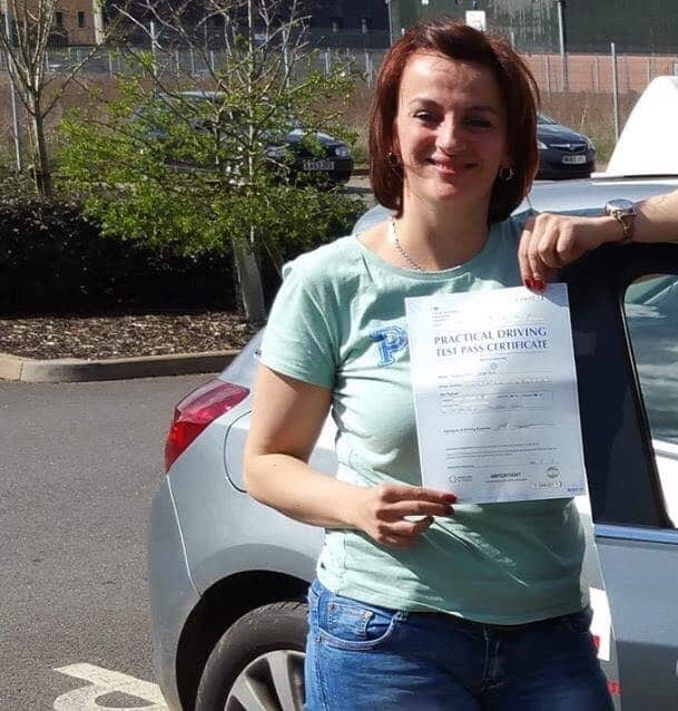 Driving Lessons Saltcoats- Tracy Paterson