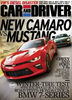 december 2015 car and driver