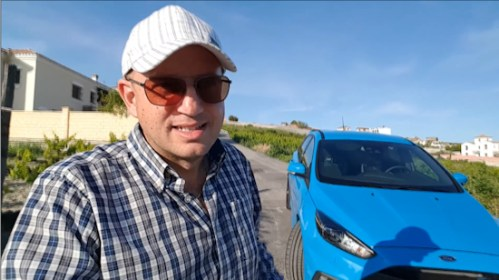 Living with a ford focus rs series - intro