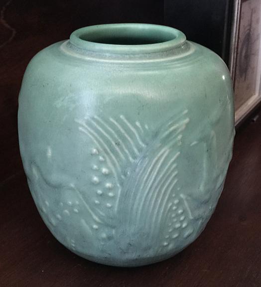 1932 Rookwood Vase Shape 6214