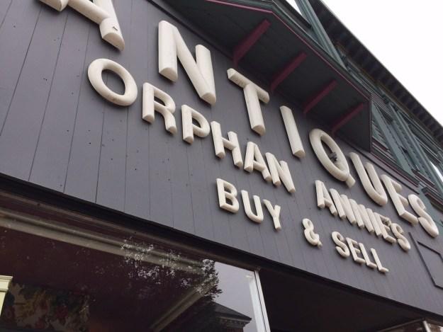 Orphan Annie's