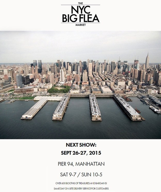 NYC Big Flea