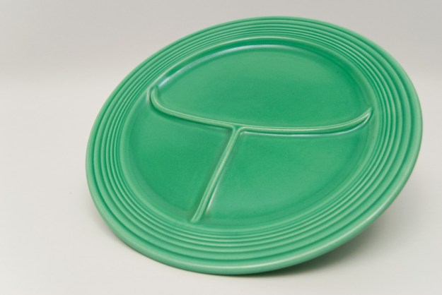 12 inch Compartment Plate
