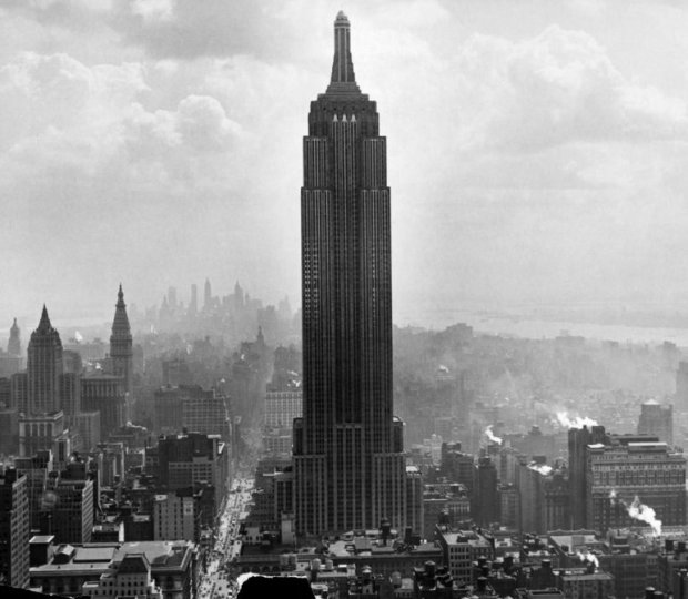 Empire State Building_Looking South_1931