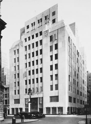 Vanished new york city art deco stewart and company for Deco new york