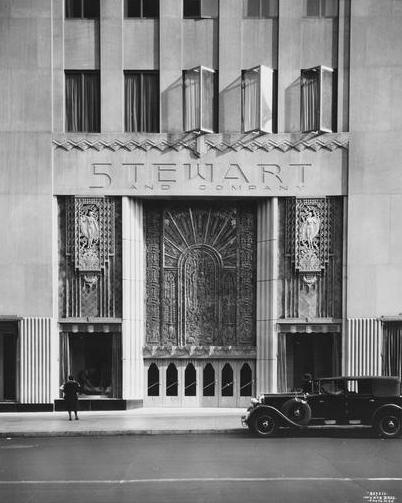 5th Avenue Entrance.