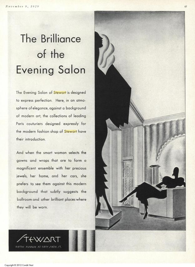 Steward and Company Evening Salon