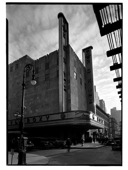 R-K-O Roxy November, 1932