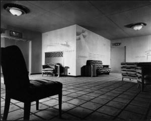 Third Mezzanine Lounge, R-K-O Roxy.
