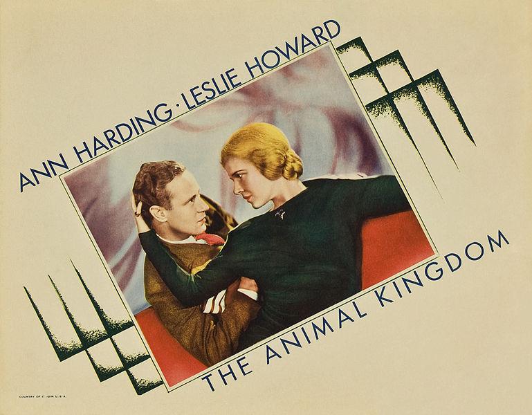 Lobby Card for The Animal Kingdom